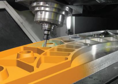 NX CAM 高生产力零件制造