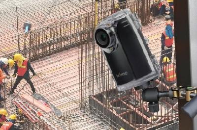Brinno BCC 200专业版 项目工程缩时摄影
